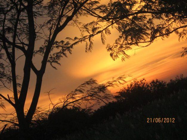 Senja di Qosrul jinaan 9