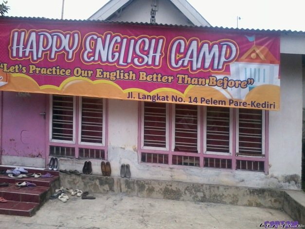 happy english camp
