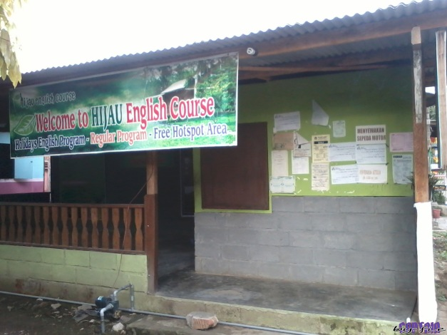 hijau english course