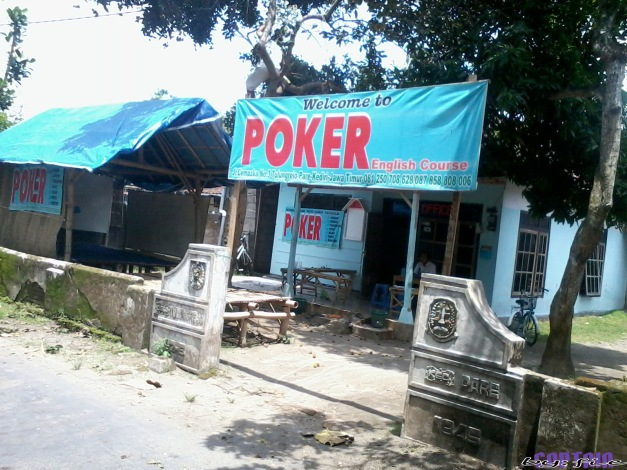poker course