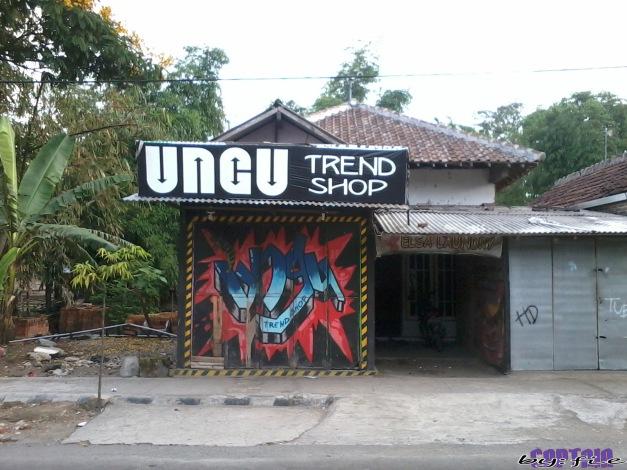 ungu tren shop