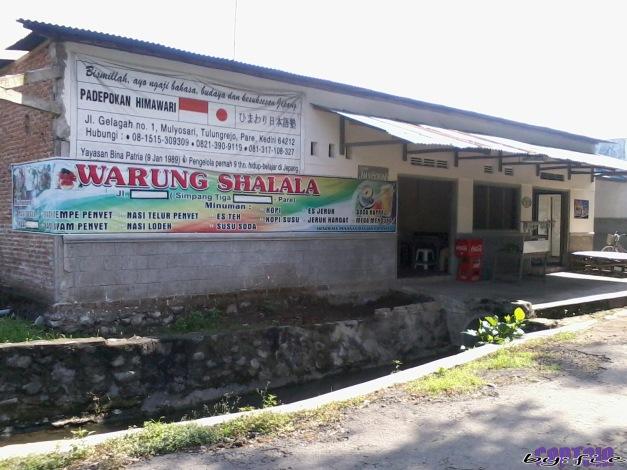 warung shalala