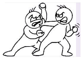 berkelahi