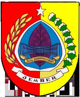 Lambang/Logo Kabupaten Jember