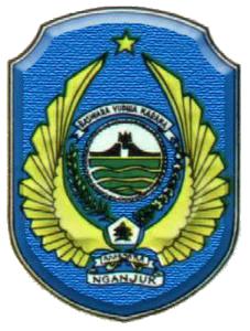 Lambang/Logo Kabupaten Nganjuk