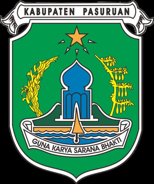 Lambang/Logo Kabupaten Pasuruan