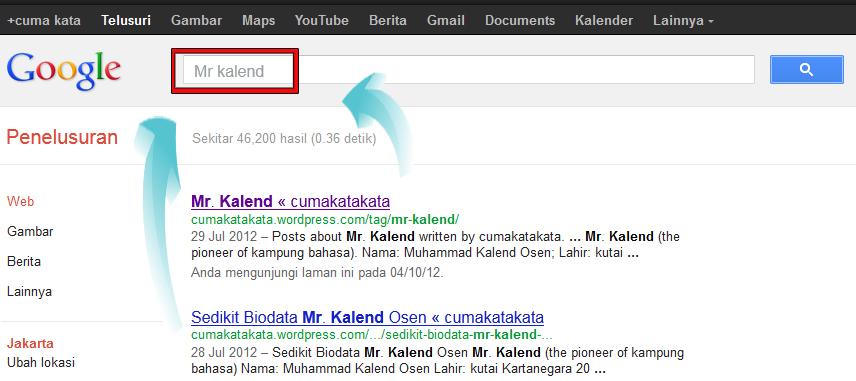 Mr. Kalend