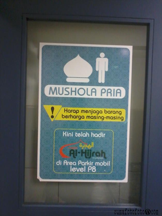 Mushola Pria