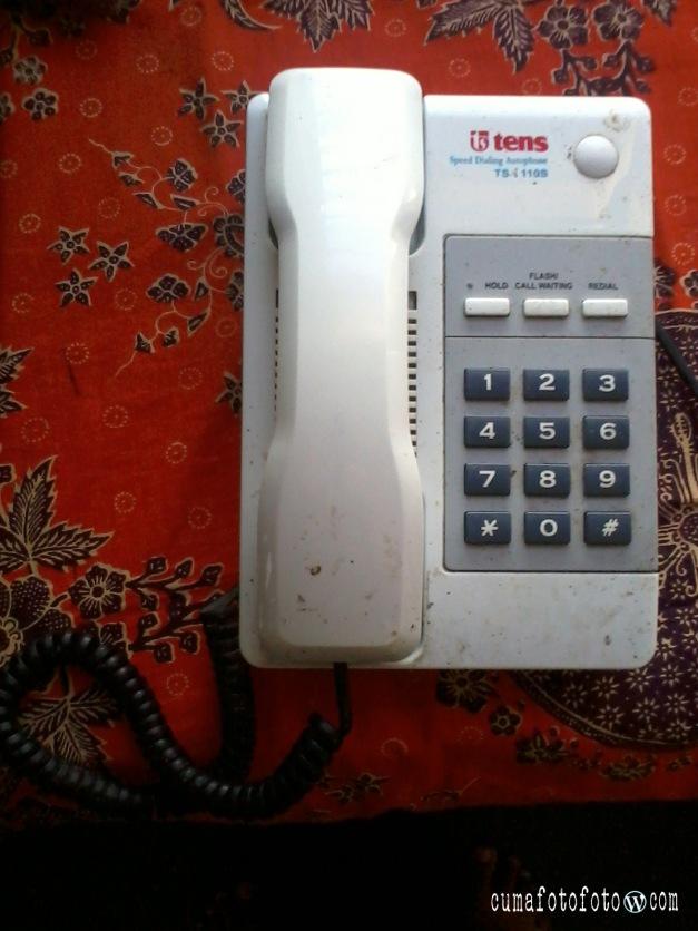 Telepon Rumah Tens