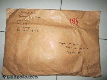 Paket dari Jogja