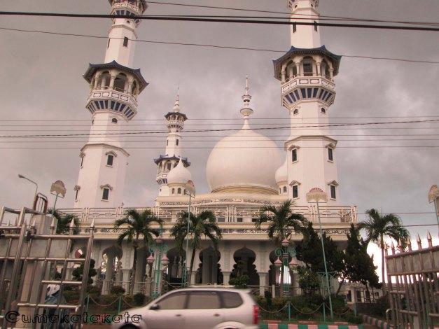 masjid di madura
