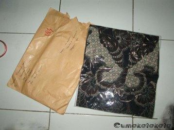 Paket dari Mas MF - Abdullah
