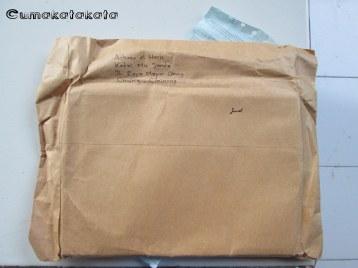Paket dari Kedai Mie Janda