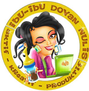 Logo Ibu- ibu doyan nulis